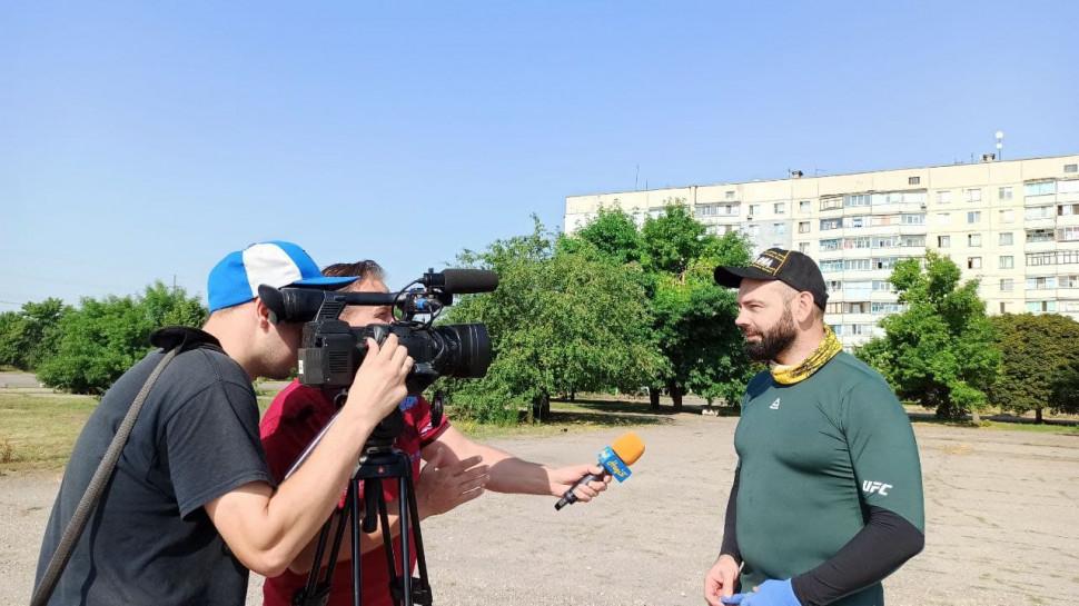 Альбом: Сьогодні відбувся ще один старт в рамках 5-го велотуру фортецями Слобожанщини TourDeFort