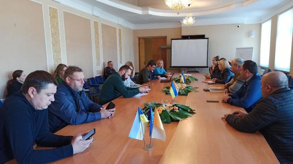 Альбом: Олексіївська фортеця: відбулось засідання організаційного комітету