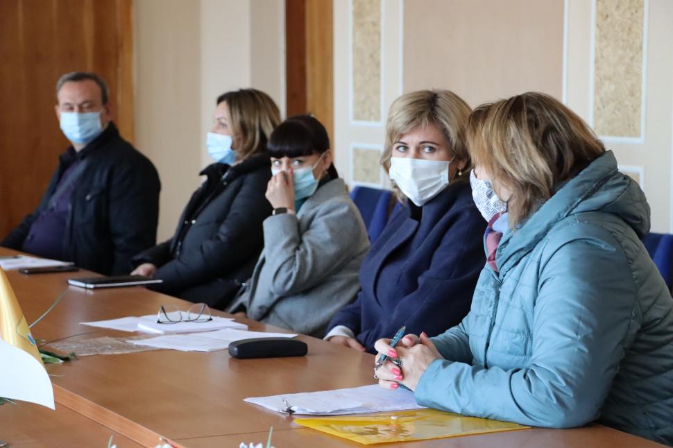 Альбом: Відбулось позачергове засідання міської комісії з питань техногенно-екологічної безпеки та надзвичайних ситуацій