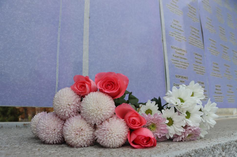 Альбом: В місті відбулось покладання квітів з нагоди відзначення Дня захисника та захисниць України