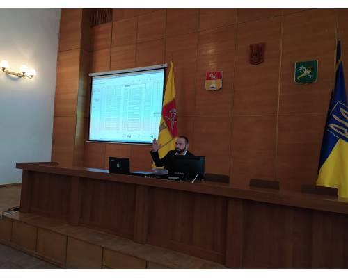 Завершилась  перша сесія Первомайської міської ради 8 скликання