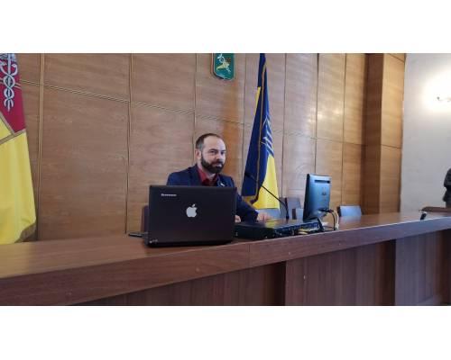 Депутати прийняли рішення з бюджетних, майнових та кадрових питань