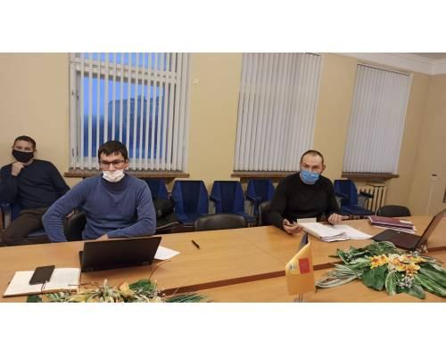 Засідання міської комісії з питань техногенно-екологічної безпеки та надзвичайних ситуацій.