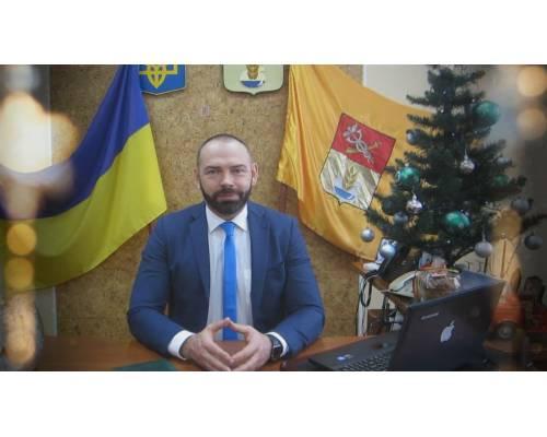 Вітання Миколи Бакшеєва з Новим 2021 роком!