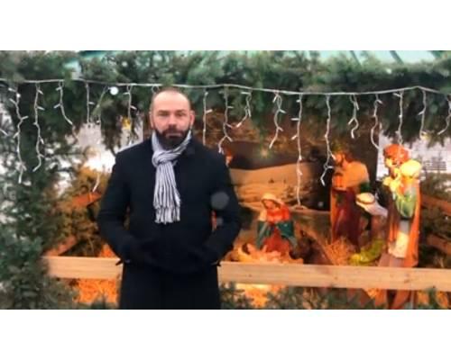 Микола Бакшеєв: привітання зі Святим вечором та Різдвом Христовим!
