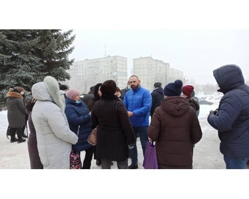 Первомайці приєднались до Всеукраїнської акції проти підвищення тарифів