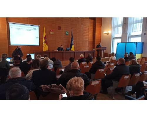 Депутати міської ради зібрались на чергову сесію