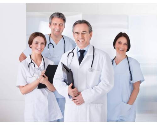 Задоволеність медичного персоналу умовами професійної діяльності