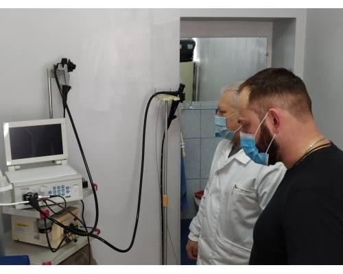 Будьте здорові! Як нове медичне обладнання для Первомайської лікарні стане запорукою здорової громади!