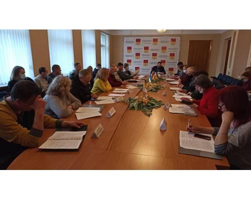 24 березня відбулось чергове засідання виконкому