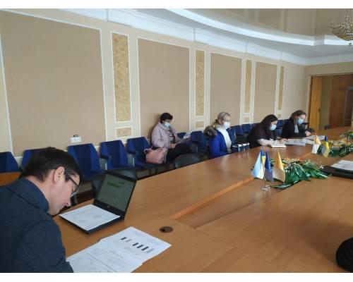 Відбулась робоча група з обговорення вартості послуг з водопостачання у с.Ржавчик, с.Грушине та с.Караченців.