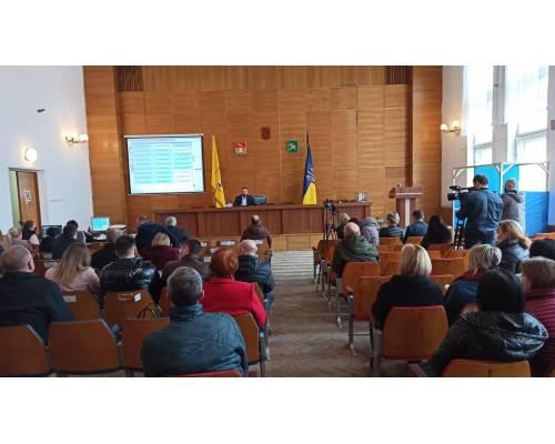 У Первомайському відбулась сесія міської ради