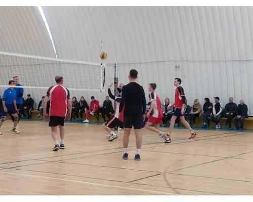 Підсумки відкритої першості міста Первомайський з волейболу серед збірних команд