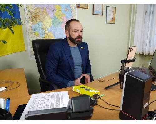 15 квітня 2021 року о 18.30 год. міський голова Микола Бакшеєв провів прямий ефір на своїй офіційній сторінці у  Facebook