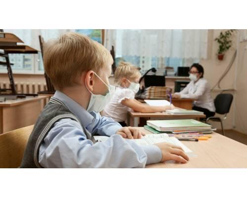 Про відновлення освітнього процесу в очному режимі для учнів 1-4-х класів закладів загальної середньої освіти Первомайської міської територіальної громади