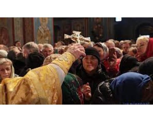 МОЗ оголосив карантинні рекомендації для церков на Великдень