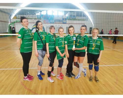 Перемогою наших дівчат завершився Чемпіонат з жіночого волейболу м.Первомайський!