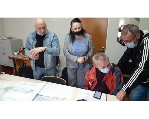 Робоча група представників від  GIZ продовжила роботу в закладах освіти