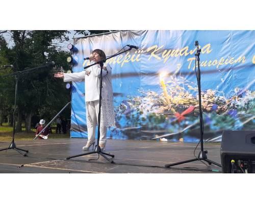 Представники нашої громади взяли участь в заходах у Сковородинівці, де 3 липня відзначили свято Івана Купала