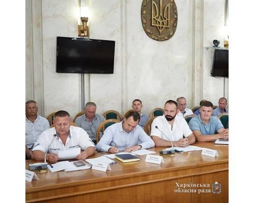Міський голова Микола Бакшеєв взяв участь у засіданні обласного штабу з підготовки до осінньо-зимового періоду
