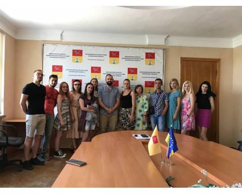 Випускники програми від Kyiv Dialogue знайомились з кращими практиками реалізації грантових програм