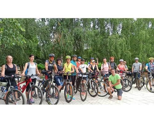 У Первомайському розпочався 5-й щорічний велотур фортецями Слобожанщини TourDeFort
