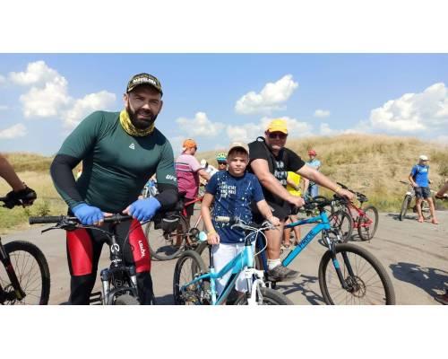Сьогодні відбувся ще один старт в рамках 5-го велотуру фортецями Слобожанщини TourDeFort