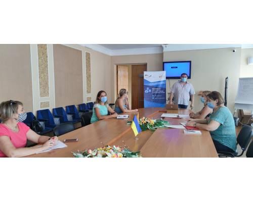 Продовжується робота щодо розроблення стратегії розвитку надання соціальних послуг в Первомайській міській територіальній громаді на 2021-2027 роки