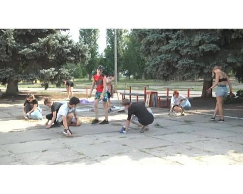 Молодь діє - «Будуємо Україну Разом» в центрі подій!