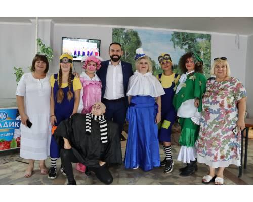 Звіт відділу культури і туризму виконавчого комітету Первомайської міської ради