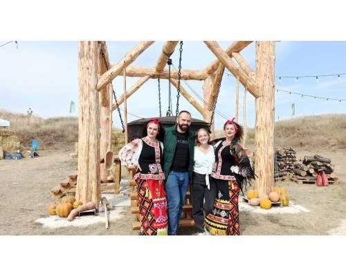 Сьогодні у Первомайському розпочався Familyfest  «Олексіївська фортеця»