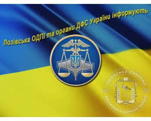 Інформація щодо діяльності Головного управління ДПС у Харківській області  та органів ДПС України