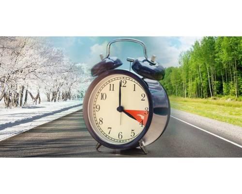 Як переведення часу впливає на людину