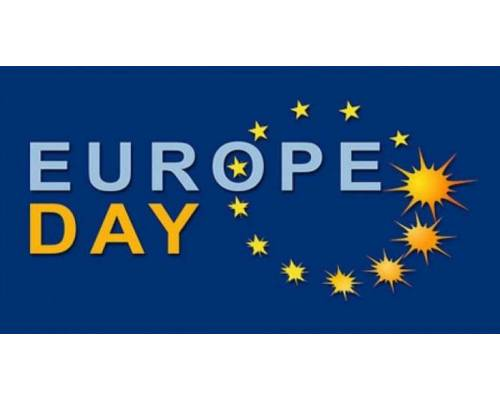 16 травня - День Європи в Україні