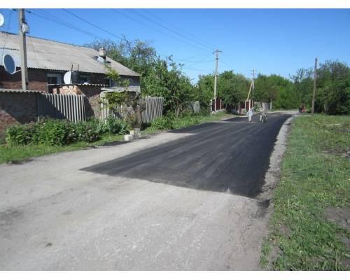 В місті триває ремонт доріг