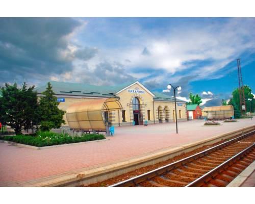 """З 1 червня відновлюється рух приміських поїздів через з/д станцію \""""Лихачове\"""""""