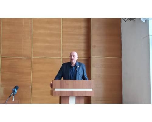 З робочим візитом до міста завітав народний депутат України