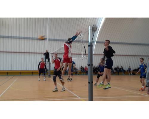 До уваги шанувальників волейболу міста!