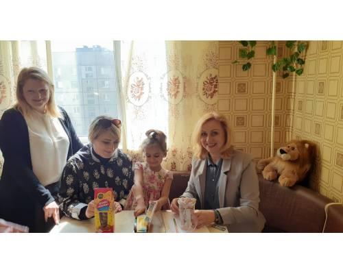 Міжнародний День захисту дітей у м. Первомайський