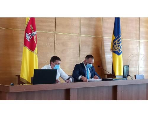 Сесія міської ради 25.06.2020