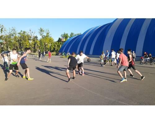 ФОК «АНГАР» - місце для тренувань та розваг