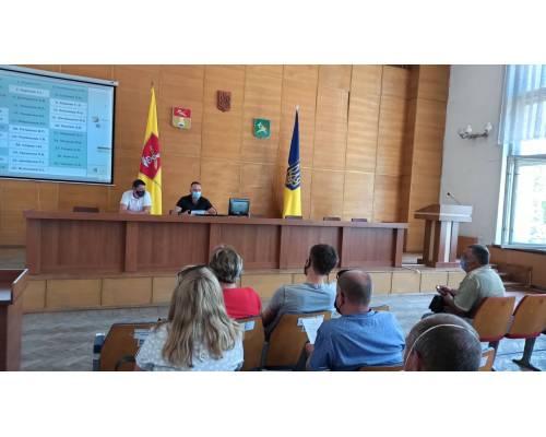 Позачергова сесія міської ради відбулась 1 липня