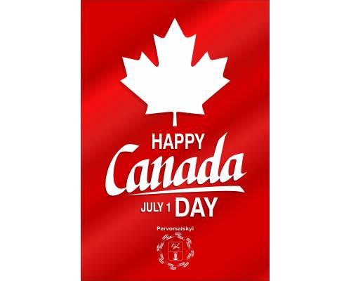 1 липня – День Канади