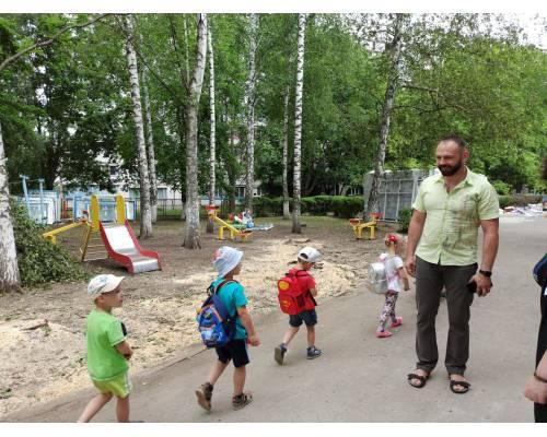 За останній місяць ми набрали дітей до садочку  більше ніж за весь рік