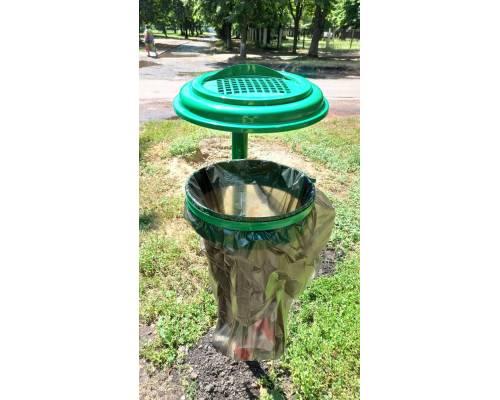 У місті встановлені нові урни для сміття
