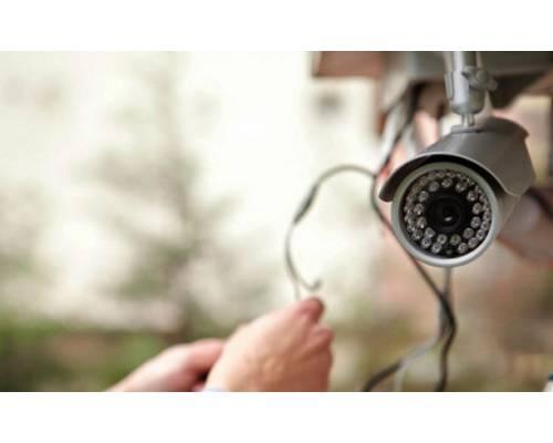 Вже втретє у місті встановлюють камери відеоспостереження