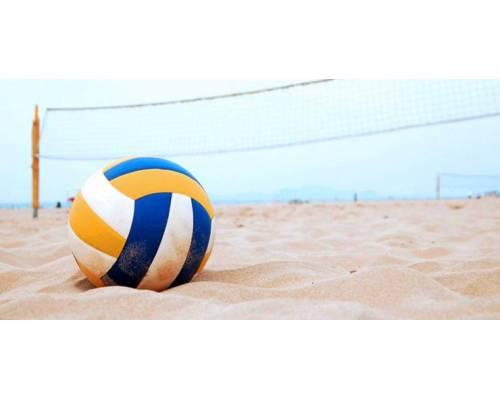 Запрошуємо на відкритий чемпіонат міста з пляжного волейболу