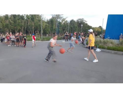 Спортивні розваги для малечі