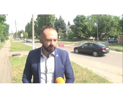 Міський голова Микола Бакшеєв: Про ремонт доріг в м.Первомайський.