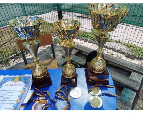 В місті боролись за звання кращої команди з пляжного волейболу